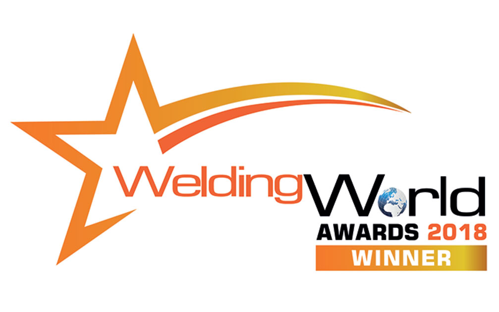 LORCH Wins 2018 Welding World Award