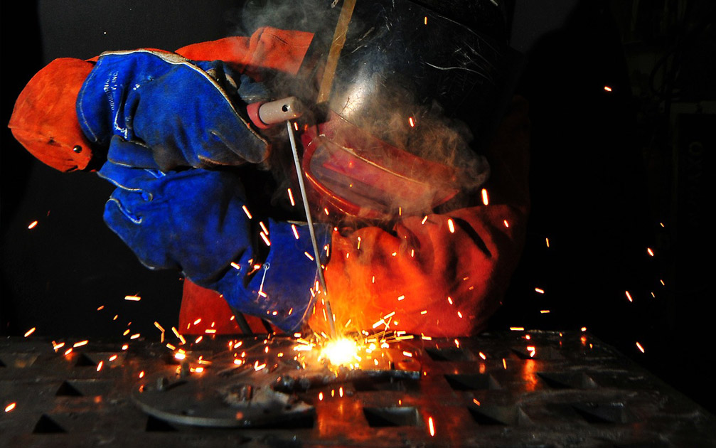 Lack of skilled staff in the welding industry