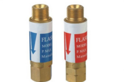 FLASHBACK ARRESTOR TORCH END OXYGEN