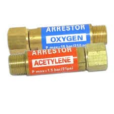 TESUCO FLASHBACK ARRESTOR