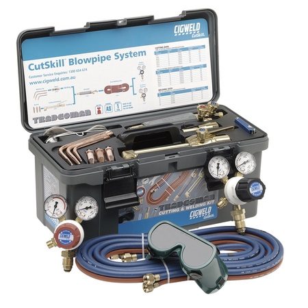 CIGWELD CUTSKILL TRADESMAN GAS KIT