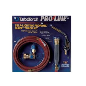 PROLINE SELF LIGHTING LPG TORCH KIT