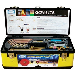 TECHNIWELD O/LPG TRADESMAN GAS KIT