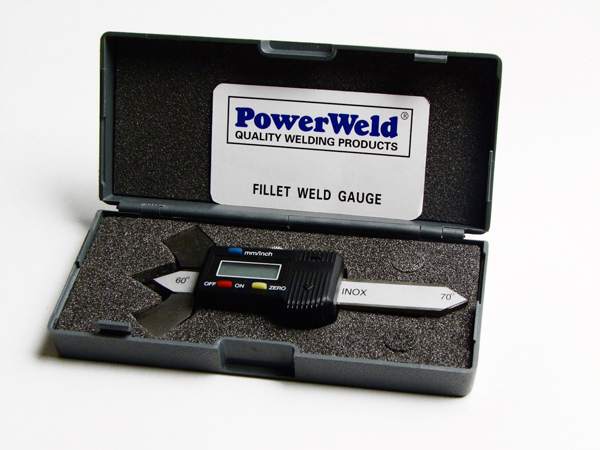 DIGITAL FILLET WELD GAUGE