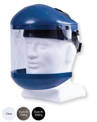 FACE SHIELD WITH CHINGUARD