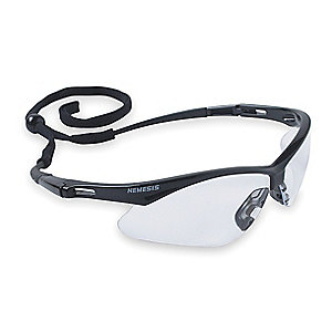 SAFETY GLASSES V30 CLEAR (JACKSON NEMESIS)