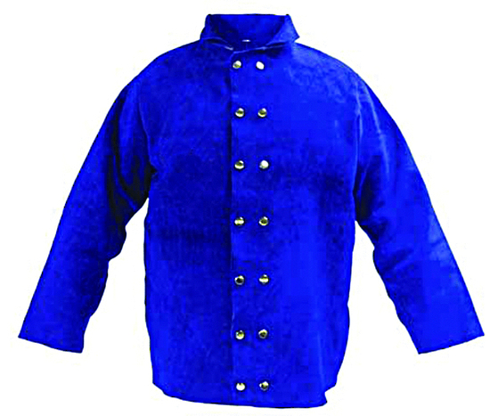 PREMIUM BLUE WELDING JACKET