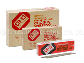 CHOSUN CR-13 ELECTRODES 2.6MM (5KG)