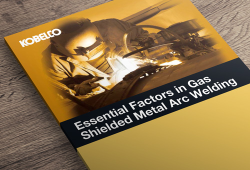 Essential Factors in Gas Shielded Metal Arc Welding