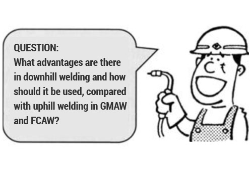 Advantages of Downhill Welding